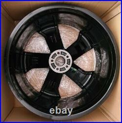 22 Genuine Volvo XC90 Gloss Black Diamond Cut Alloy Wheel 32209412 SINGLE