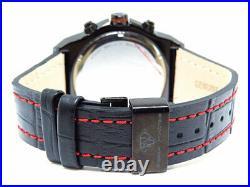 Aqua Master Jojo Joe Rodeo Black PVD Finish 48 MM W#304 Genuine Diamond Watch