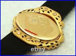 Carrera y Carrera Panther motif Genuine Diamond K18YG Quartz Women's Watch E6382