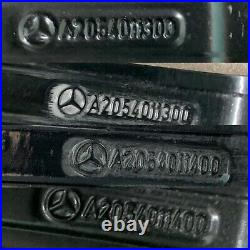 Genuine Amg Mercedes-benz C- Class Alloy Wheel Set Diamond/black 19 7.5j 8.5j