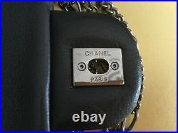 Genuine Chanel ladies leather handbag