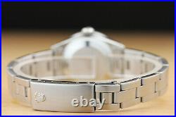 Genuine Ladies Rolex Datejust Blue Diamond Dial Watch & Rolex Oyster Band