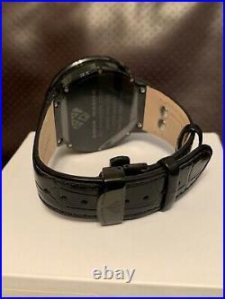 Genuine Rare Aquamaster Touch Digital Diamond Watch