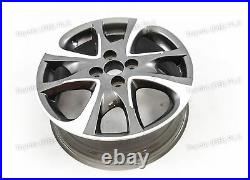 Genuine Toyota Yaris/Hybrid 16 Alloy Wheel Diamond Cut Twin Spoke 426110DB50