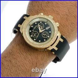 Joe Rodeo MENS Master JJM78 GENUINE Diamond Watch