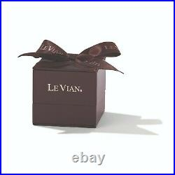 Le Vian Exotics Ring Black Diamonds, Blue Diamonds 14K Strawberry Gold