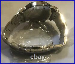 New Men's Gucci 101G 3.30ct. Aprx. Custom set real Diamond Watch YA101309