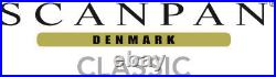 New SCANPAN Classic Diamond Knife Sharpener Steel 25cm Free Post 100% Genuine