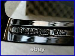 R569DCB Exchange AUDI A3 S3 8V 4x 19 GENUINE BLACK DIAMOND CUT ALLOY WHEELS